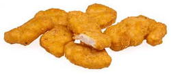 chick nugget