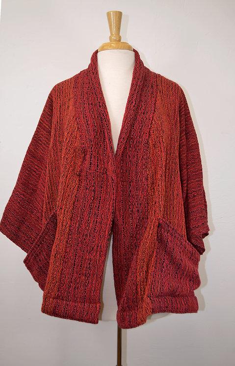 RED COAT short