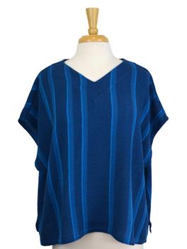 The Tunic an artisan made fashion, eco-friendly clothing, Raanu Handwoven slow fashion design.