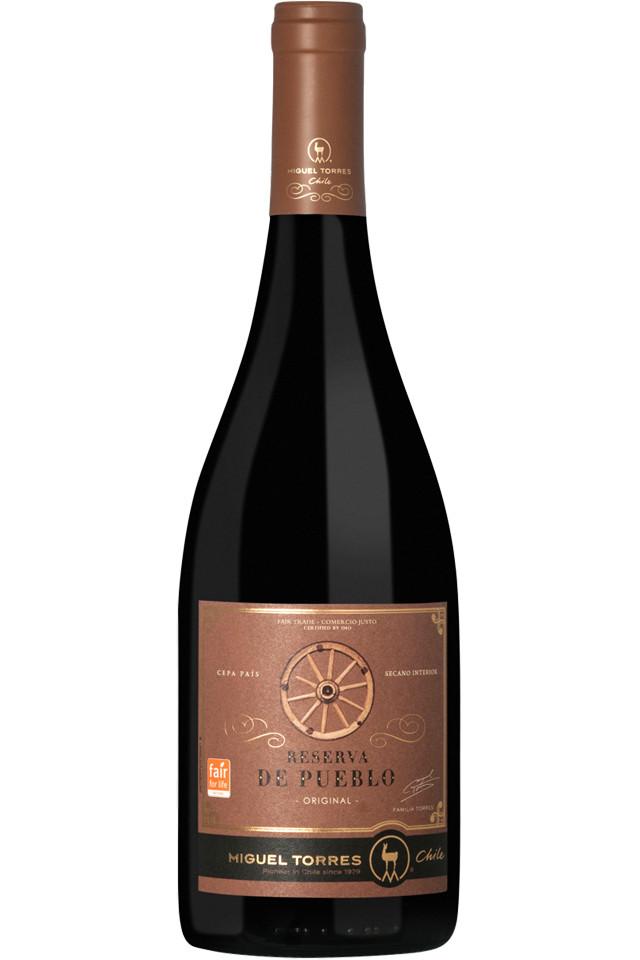 Reserva de Pueblo wine