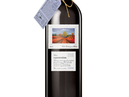 WINE OF THE WEEK: The Lot Series Apalta Colchagua Carmenère 2012