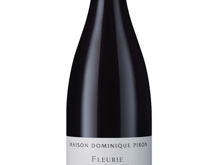 WINE OF THE WEEK: Maison Dominique Piron Fleurie 2017, France
