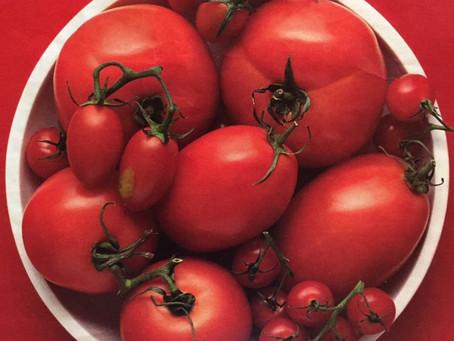 Tomatoes: Gelée de Tomates