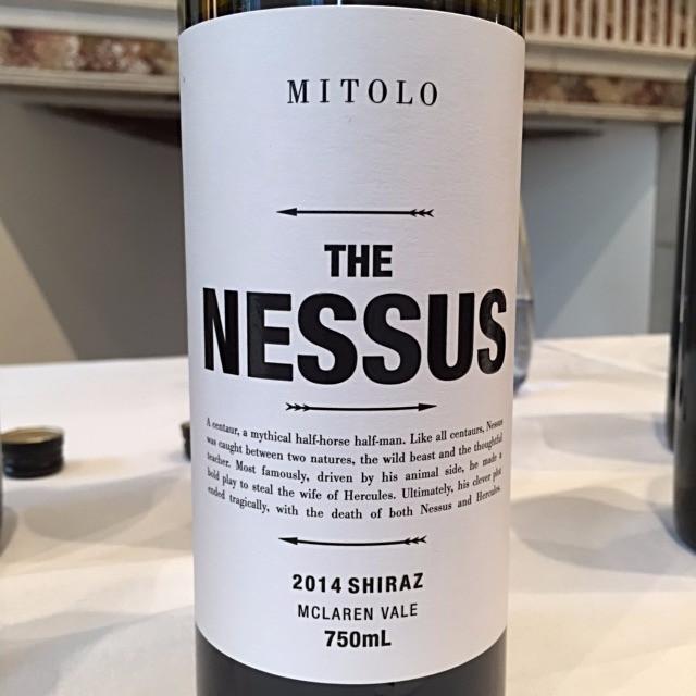Nessus Shiraz