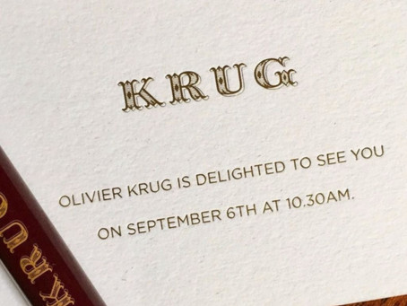 Krug's Champagne creations of 2004 (and others)