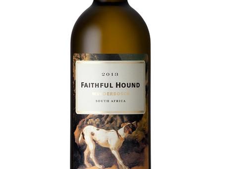 WINE OF THE WEEK: Mulderbosch Faithful Hound 2013, Western Cape