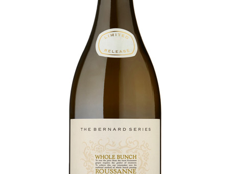 WINE OF THE WEEK: Bellingham The Bernard Series Whole Bunch Roussanne 2015, Paarl, South Africa