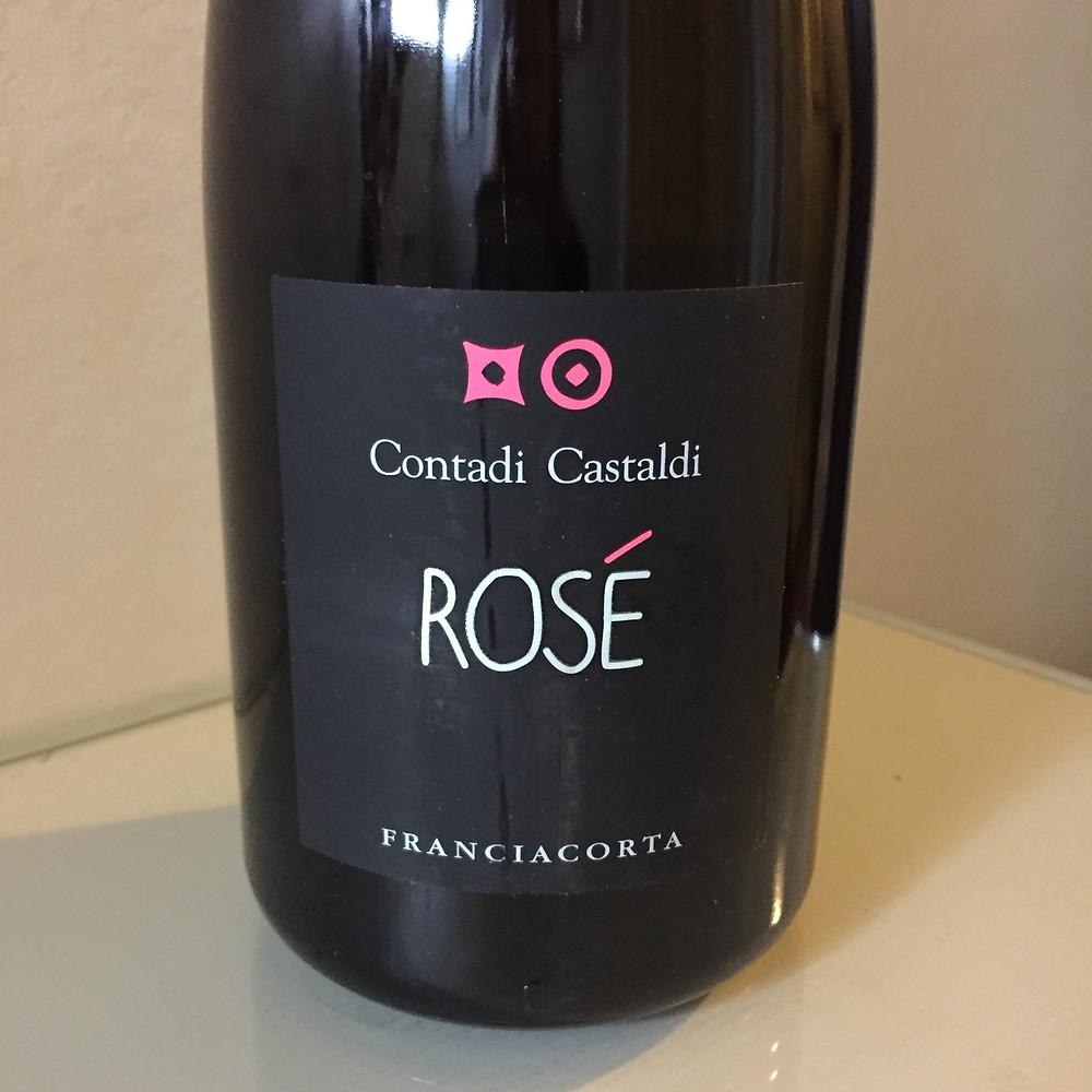 Castaldi Franciacorta rosé