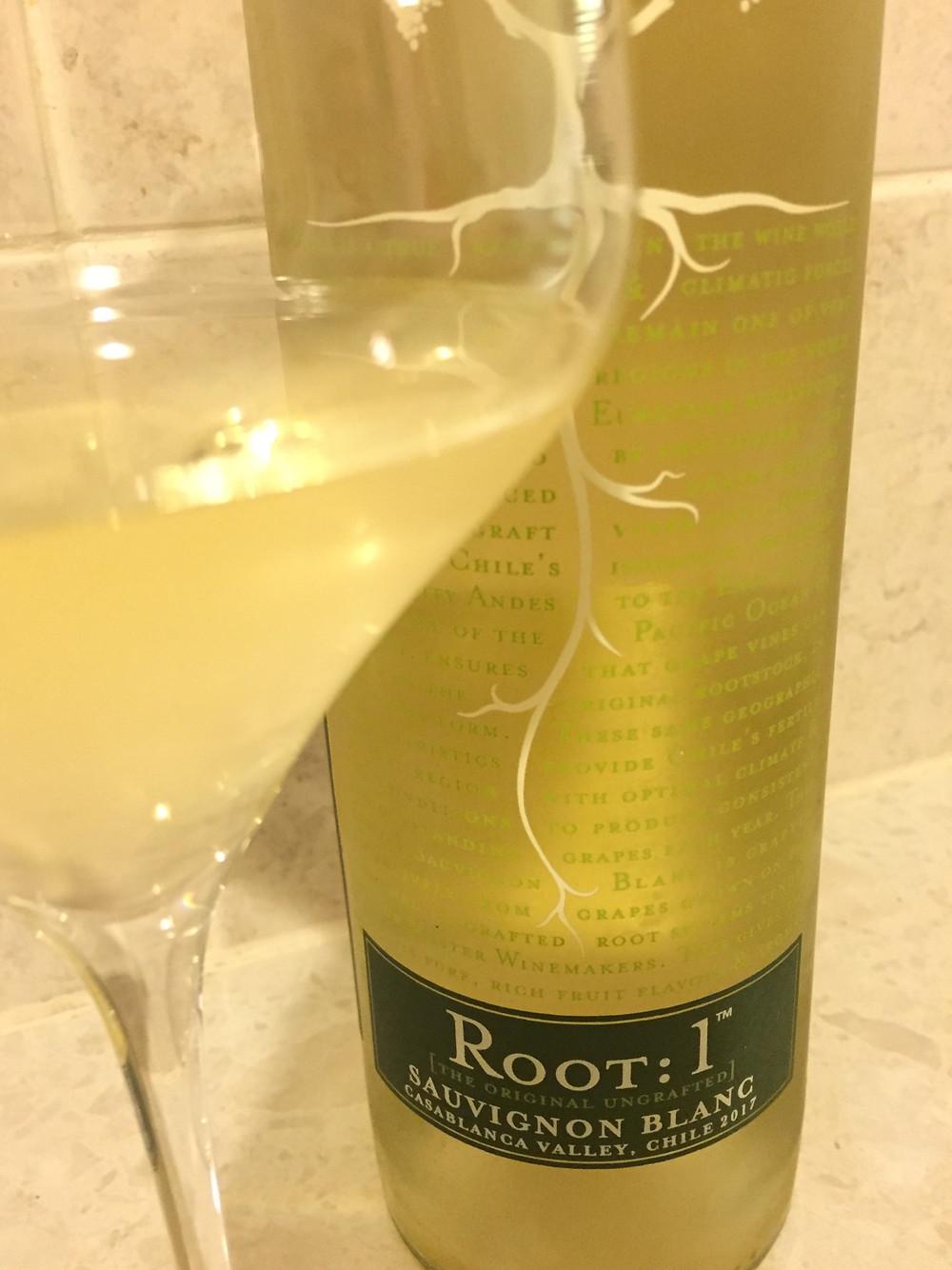Root: 1 Sauvignon