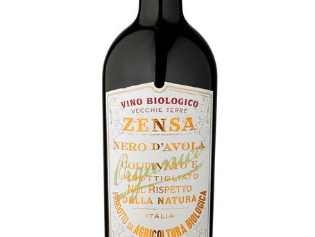 WINE OF THE WEEK: Zensa Nero d'Avola 2013