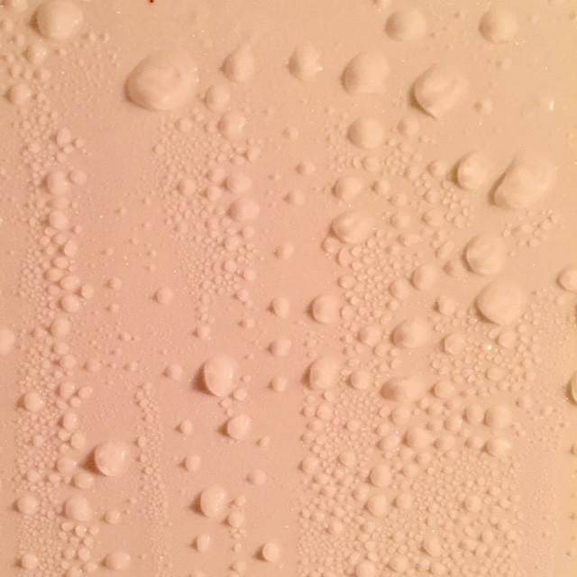 fridge condensation