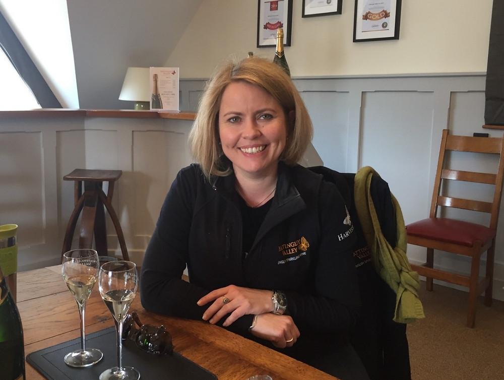 Emma Rice, winemaker