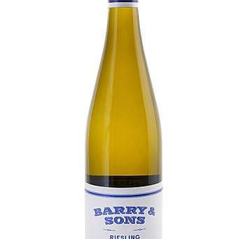 WINE OF THE WEEK: Barry & Sons Riesling 2017, Clare Valley, Australia