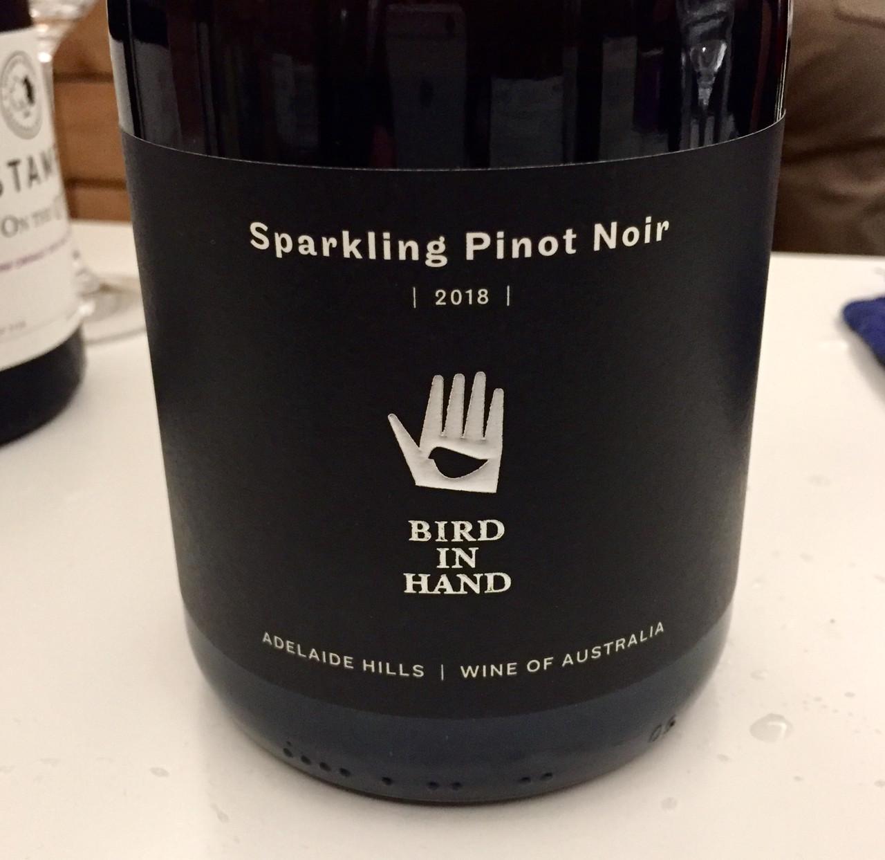 Bird in Hand Sparkling Pinot and Cava Gran Reserva