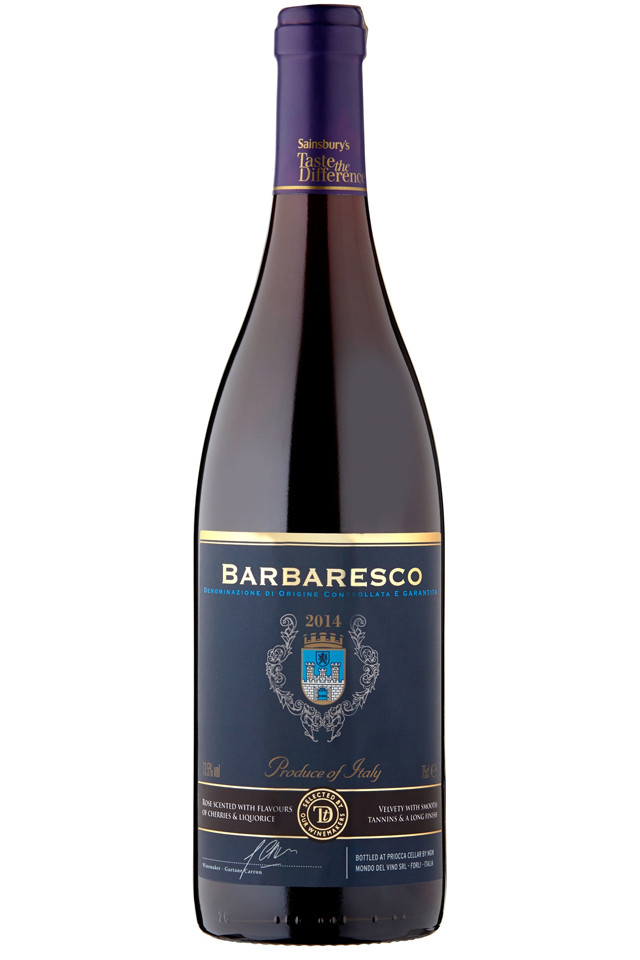 Sainsbury's Barbaresco