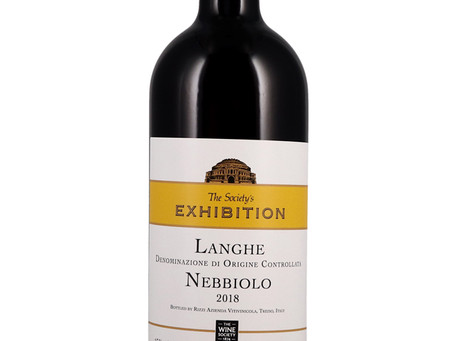 WINE OF THE WEEK: The Society's Exhibition Langhe Nebbiolo 2018, Piedmont, Italy
