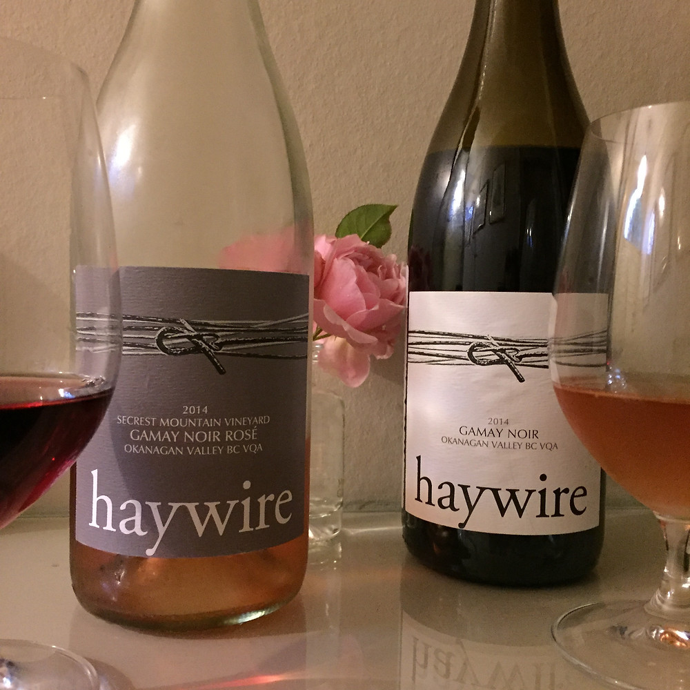 Canadian natural wines
