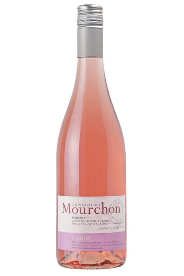 Mourchon Loubié rosé