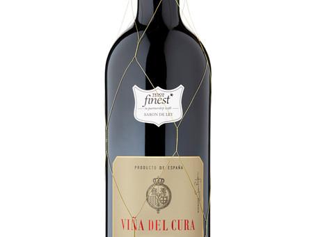 WINE OF THE WEEK: *finest Viña del Cura Rioja Gran Reserva 2011, Rioja, Spain