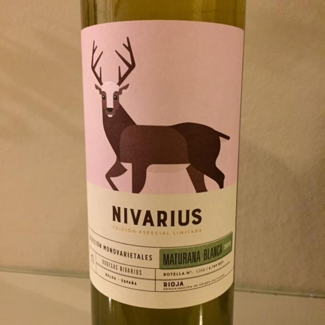 Nivarius Maturana Rioja