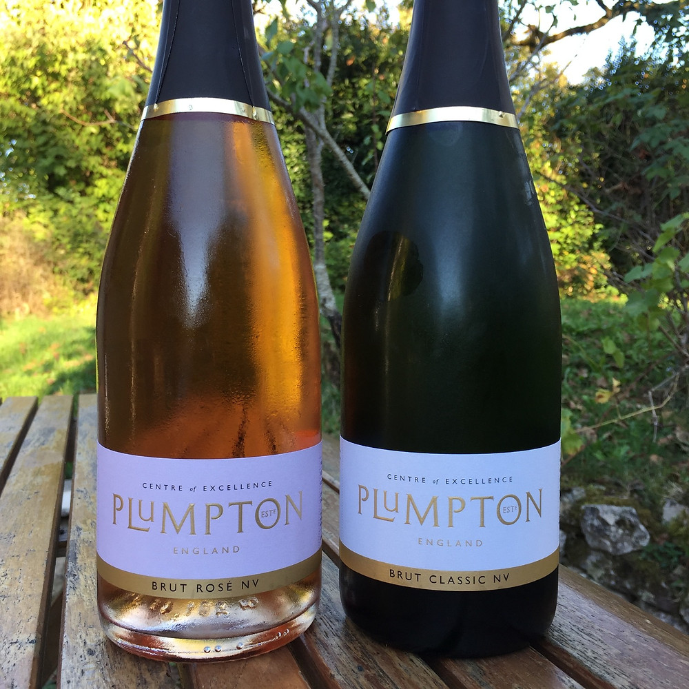Plumpton Sparkling wines