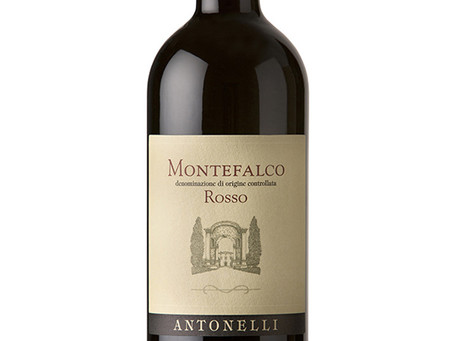 WINE OF THE WEEK: Antonelli Montefalco Rosso 2015, Umbria, Italy