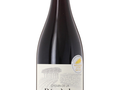 WINE OF THE WEEK: Chemin de la Pinède Merlot 2016, Pays d'Oc, France