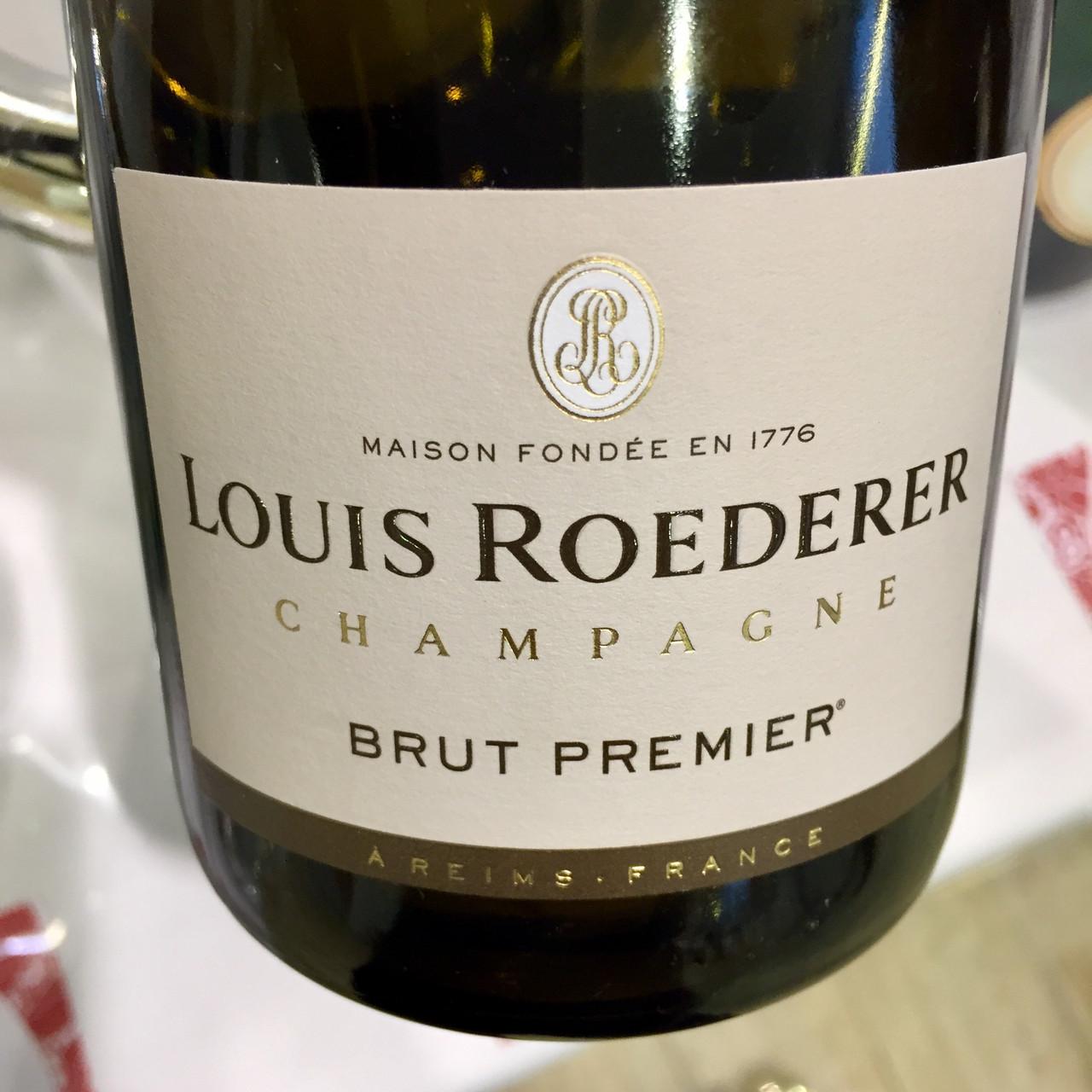 Louis Roederer Brut Premier and Devaux Cuvée D Champagnes