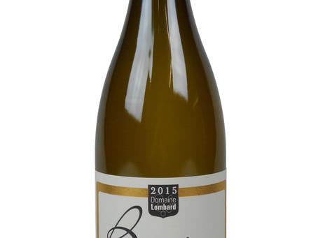 WINE OF THE WEEK: Domaine Lombard Brézème Blanc 2015, Côtes du Rhône, France