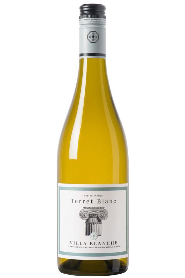 Terret Blanc wine