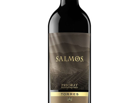 WINE OF THE WEEK: Torres Salmos Priorat 2012, Penedès
