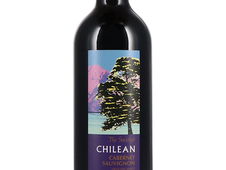 WINE OF THE WEEK: The Society's Chilean Cabernet Sauvignon 2018, Maipo, Chile
