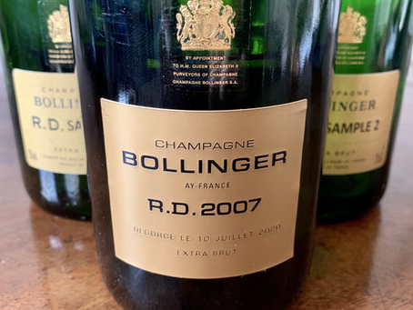 Tales of the Unexpected: Bollinger R.D. 2007