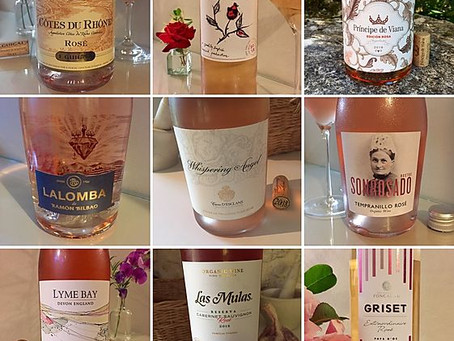 Round the world in rosés in 2019