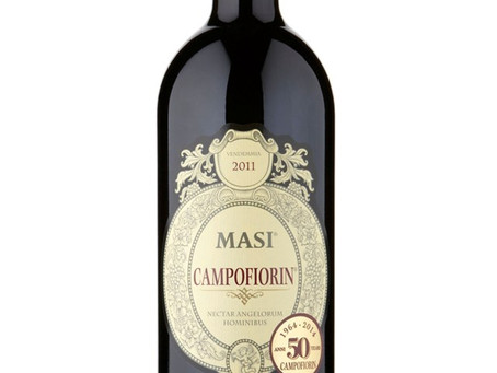 WINE OF THE WEEK: Masi Campofiorin Rosso del Veronese 2011