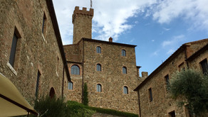 A Story of Redemption: Castello Banfi in Montalcino