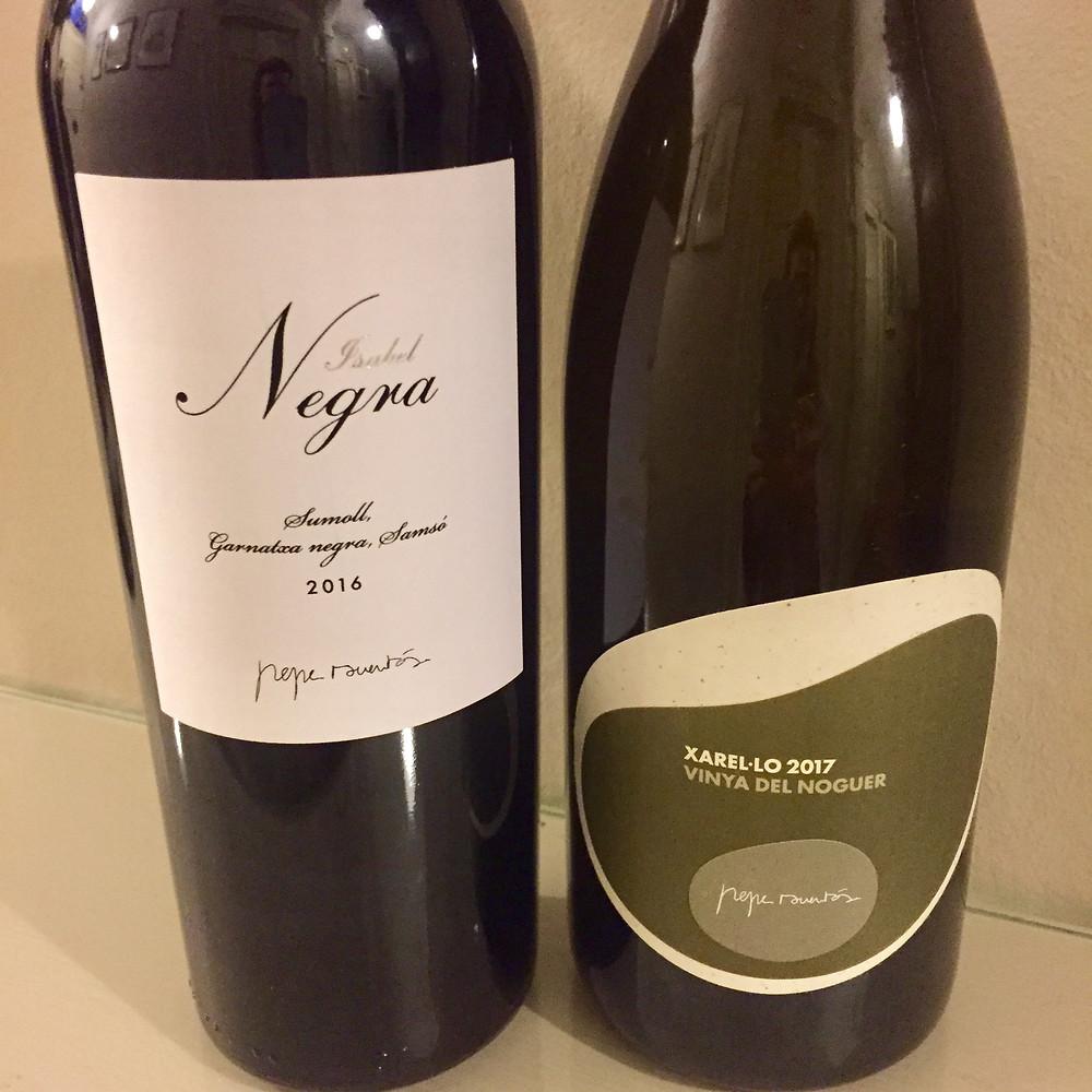 Pepe Raventos wines