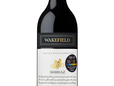 WINE OF THE WEEK: Wakefield Estate Shiraz 2014, Clare Valley, Australia