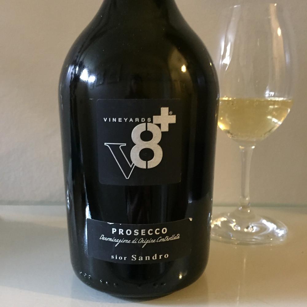 V8+ Prosecco