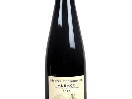 WINE OF THE WEEK: Léon Beyer Réserve Personnelle Pinot Noir 2015, Alsace, France