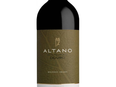 WINE OF THE WEEK: Altano Organic Douro 2017, Portugal