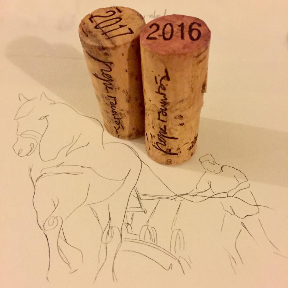 Pepe Raventos corks