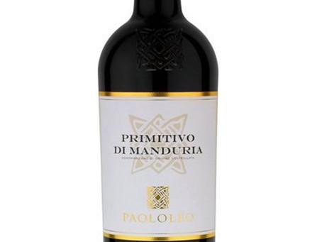 WINE OF THE WEEK: Paolo Leo Primitivo di Manduria 2016, Puglia, Italy