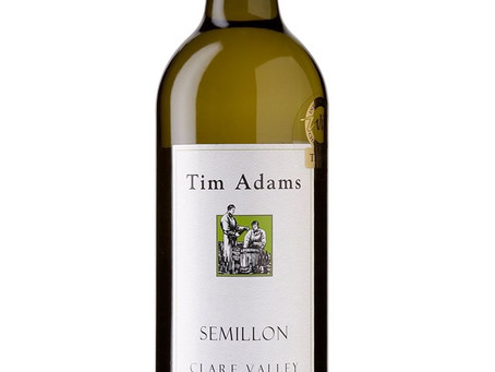 WINE OF THE WEEK: Tim Adams Clare Valley Semillon 2011