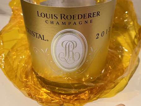 Cristal 2013: the Vintage that Outdoes the Cristal of Cristals