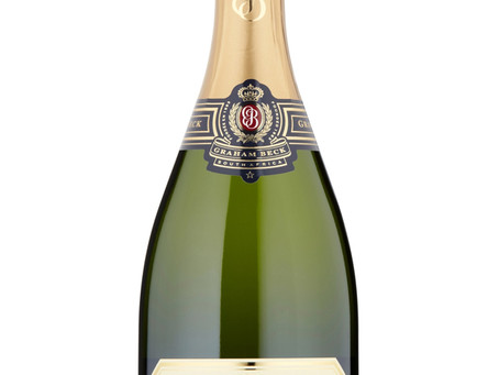 WINE OF THE WEEK: Graham Beck Brut Chardonnay/Pinot Noir, Western Cape, South Africa