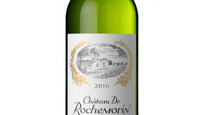 WINE OF THE WEEK: Château de Rochemorin  Pessac-Léognan 2016, Bordeaux, France