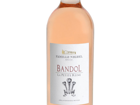 WINE OF THE WEEK: Famille Negrel Bandol Rosé La Petite Reine 2016, France