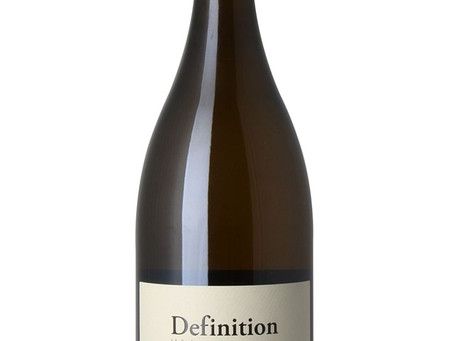 WINE OF THE WEEK: Definition Chardonnay 2014