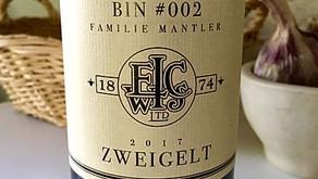 Zeroing in on Zweigelt - the wine behind Bin #002